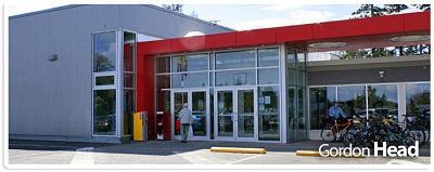 Gordon Head Rec Centre Facility