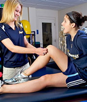 victoria athletic therapy